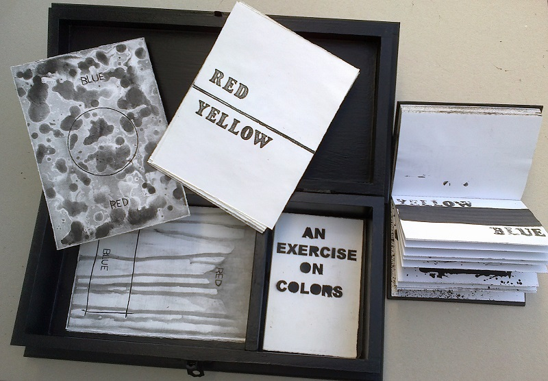 On the pawning of Color - The book of color, 2012